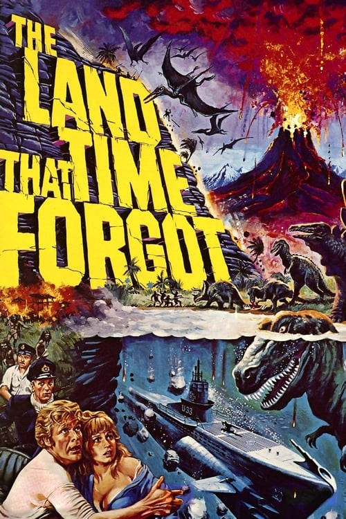 The Land That Time Forgot (1974) Poster