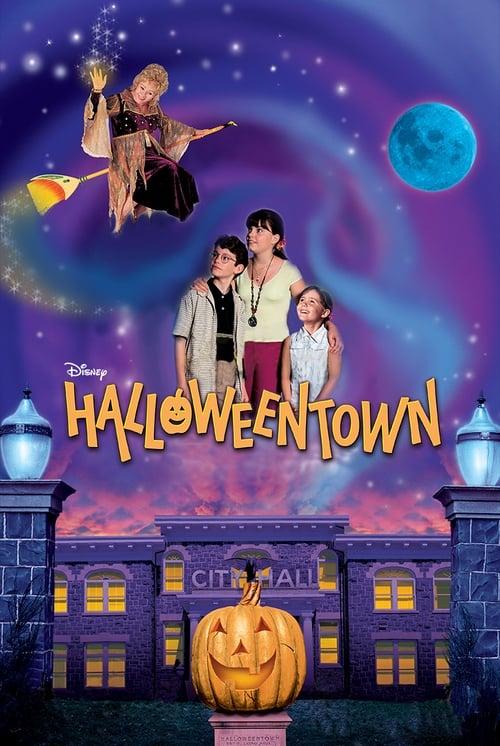 Halloweentown ( Cadılar Şehri )