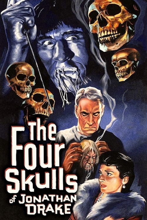 Ver The Four Skulls of Jonathan Drake Gratis En Español