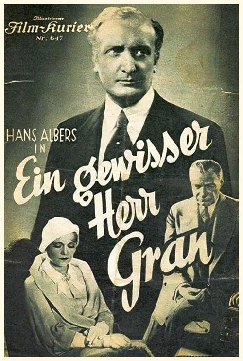 Película Ein gewisser Herr Gran Con Subtítulos En Línea