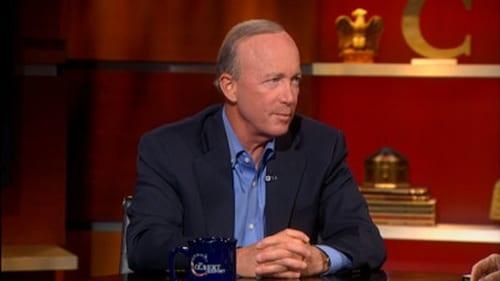 The Colbert Report: Season 9 – Episode Mitch Daniels