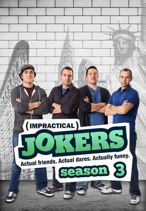 Impractical Jokers: Season 3