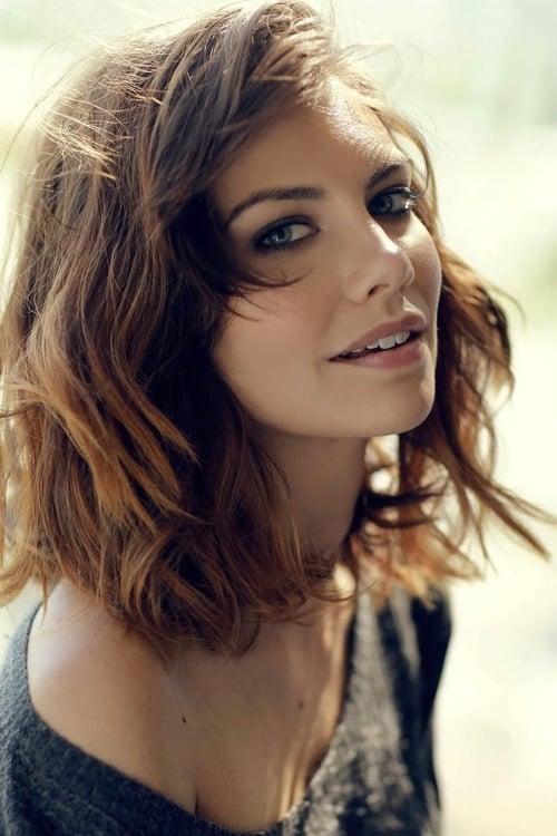 Kép: Lauren Cohan színész profilképe