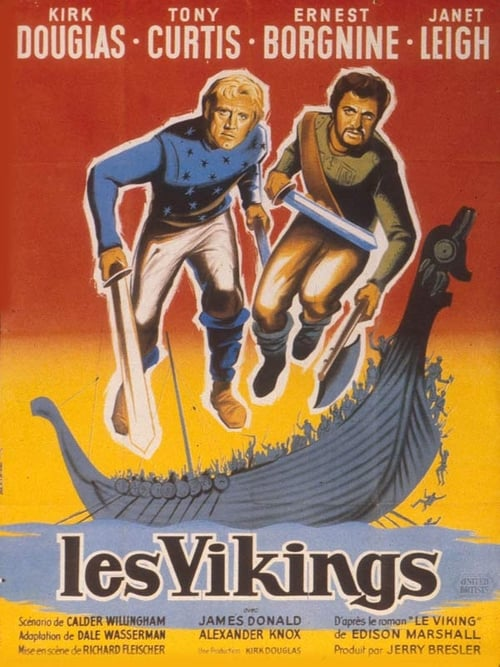 [FR] Les Vikings (1958) streaming Netflix FR
