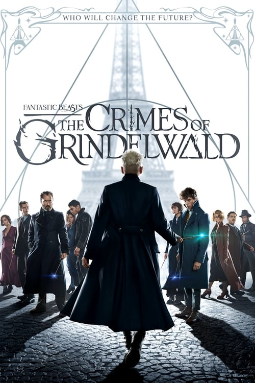 Fantastic Beast: The Crimes of Grindelwald IMAX Movie Poster
