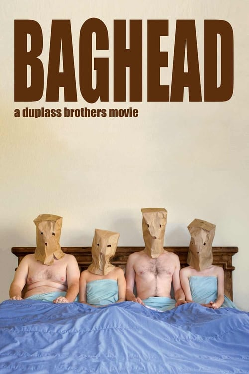 The poster of Baghead