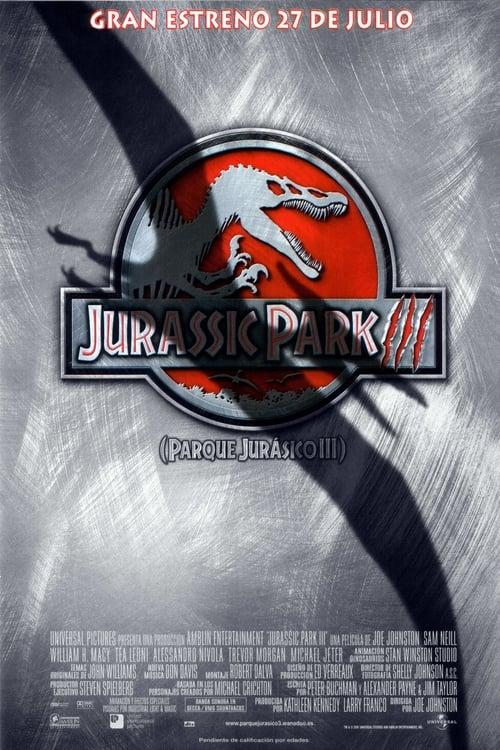 Jurassic Park III (Parque Jurásico III)