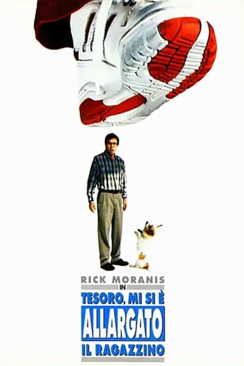 Tesoro, mi si è allargato il ragazzino (1992)