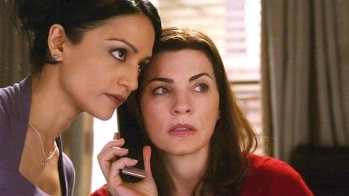 The Good Wife - Season 2 - Episode 9: Nine Hours