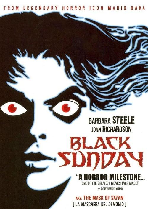 Streaming Black Sunday (1960) Movie Free Online