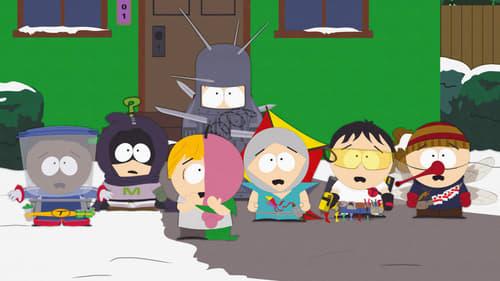 South Park - Season 14 - Episode 13: Coon Vs. Coon & Friends