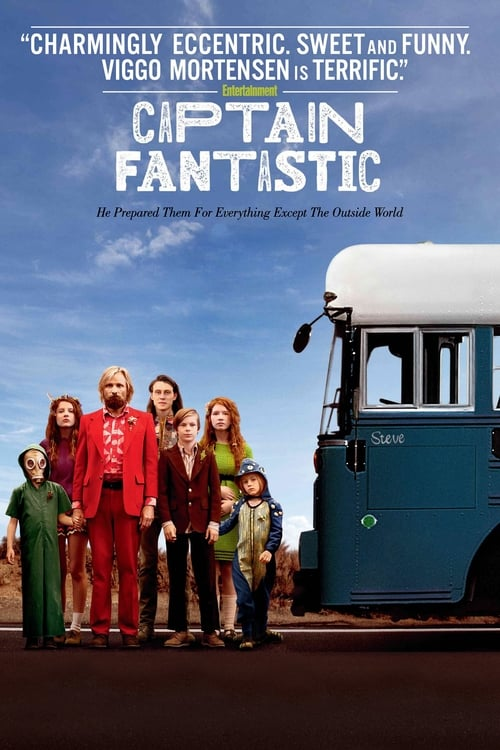 Watch Captain Fantastic (2016) Full Movie