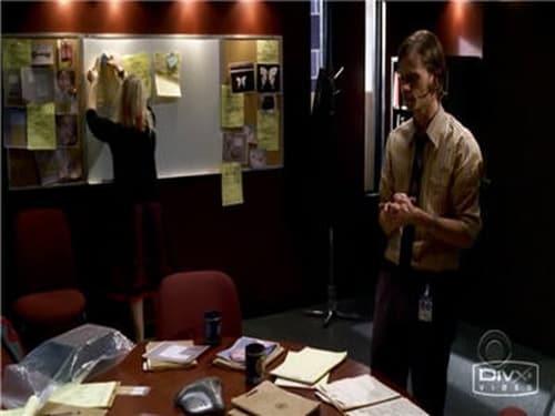 Criminal Minds: Season 2 – Episod The Fisher King Part: II