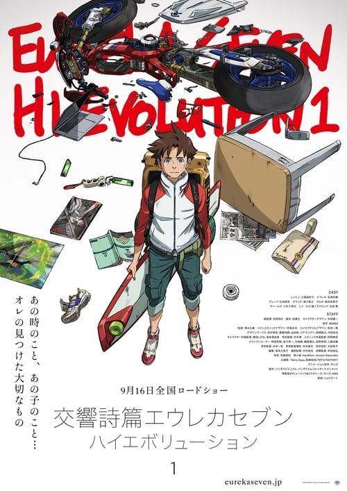 Watch Koukyoushihen: Eureka Seven - Hi-Evolution 1 Online s1xe1
