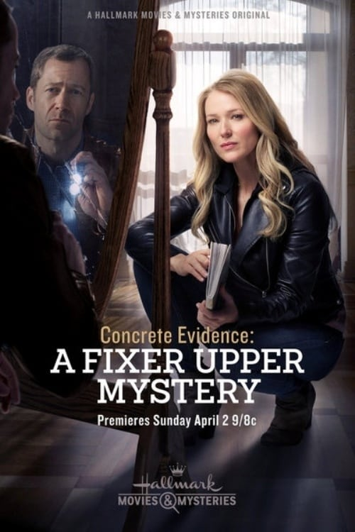 concrete evidence a fixer upper mystery 2017 the movie database tmdb. Black Bedroom Furniture Sets. Home Design Ideas