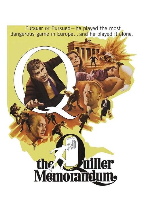 Quiller memorandum (1966)