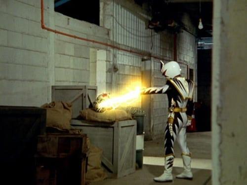 Power Rangers: Dino Thunder – Épisode White Thunder (2)