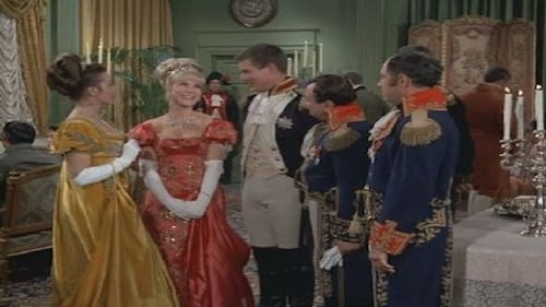 I Dream of Jeannie: Season 2 – Episod My Master, Napoleon's Buddy