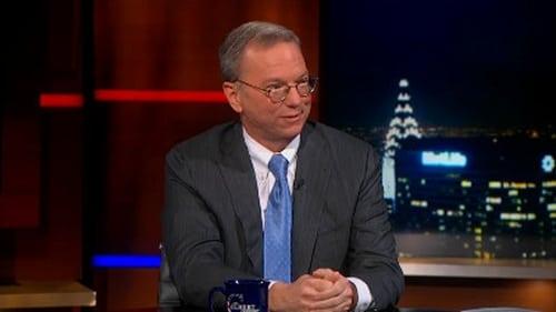 The Colbert Report: Season 9 – Episode Eric Schmidt