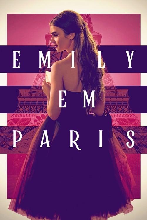 Assistir Emily em Paris: 1ª Temporada - HD 720p Dublado Online Grátis HD