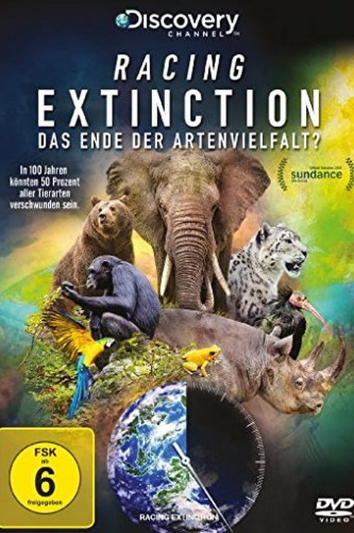 Largescale poster for Racing Extinction - Das Ende der Artenvielfalt ?