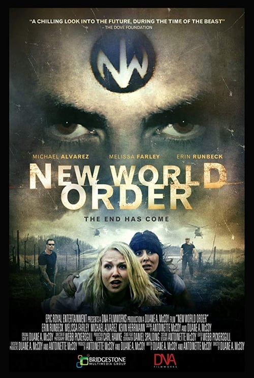 New World Order: The End Has Come Poster