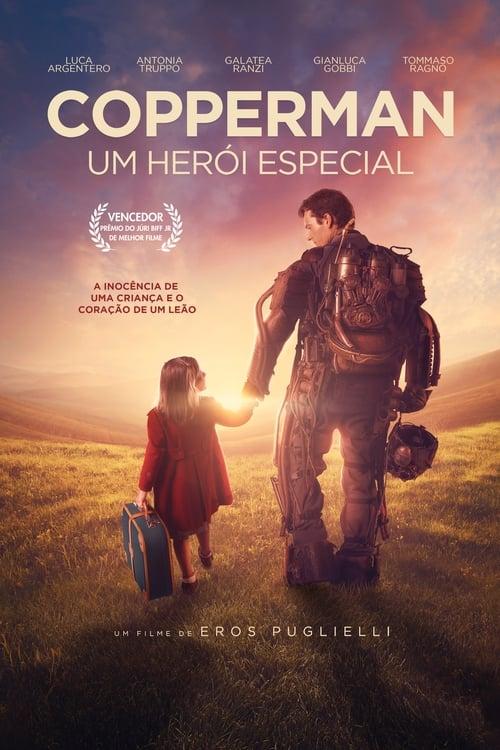 Assistir Copperman: Um Herói Especial - HD 720p Legendado Online Grátis HD