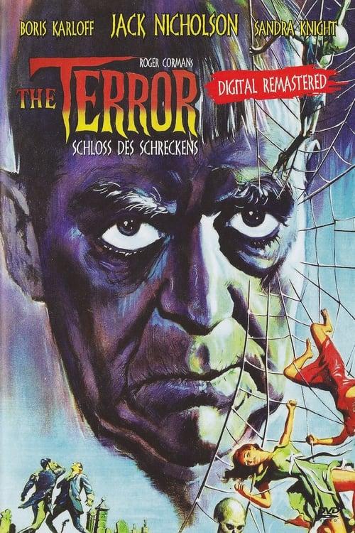 Poster von The Terror - Schloss des Schreckens