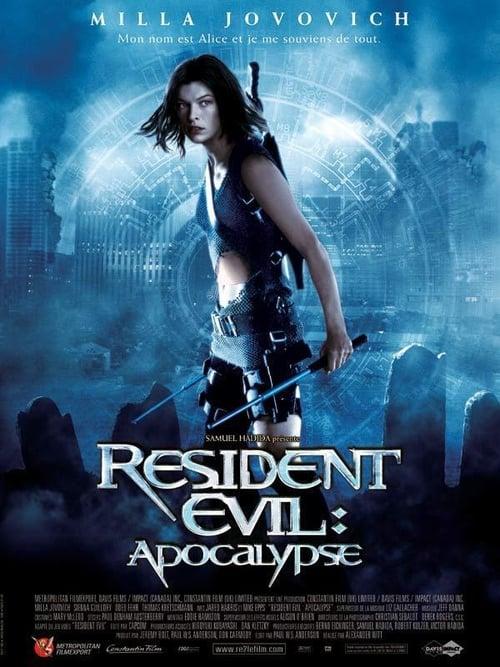 Voir Resident Evil: Apocalypse (2004) streaming vf