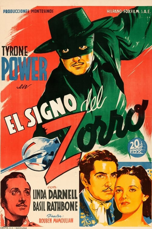 Mira El signo del Zorro En Buena Calidad Hd 1080p