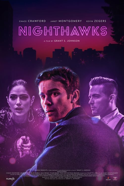 Assistir Filme Nighthawks Com Legendas On-Line