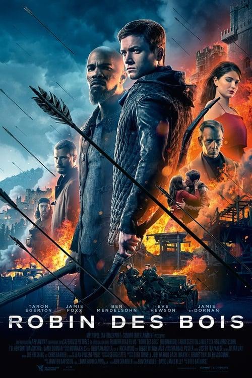 Regarder Robin des Bois (2018) streaming Amazon Prime Video