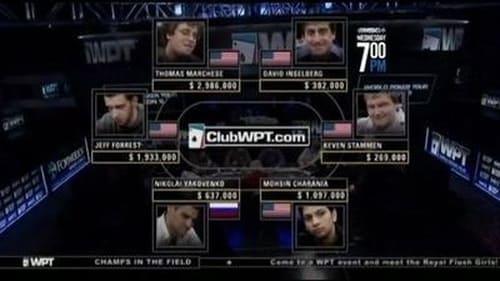 World Poker Tour 2011 Tv Show 300mb: Season 9 – Episode Foxwoods World Poker Finals - Part 1