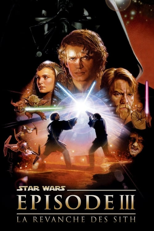 Voir Star Wars, épisode III - La Revanche des Sith (2005) streaming Youtube HD
