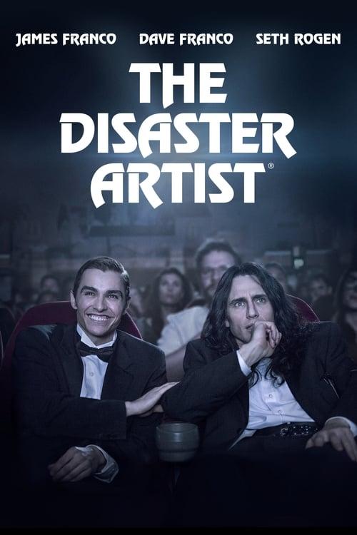 Poster von The Disaster Artist