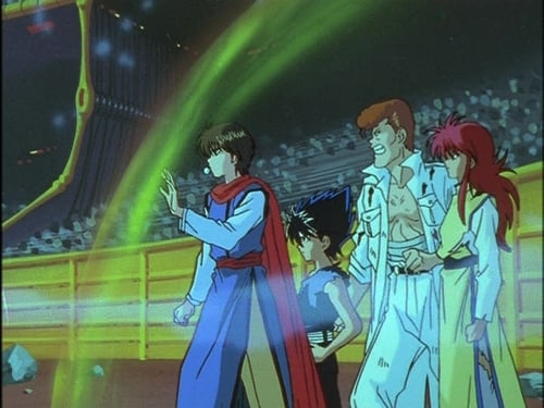 Yusuke e a Doutrina Suprema