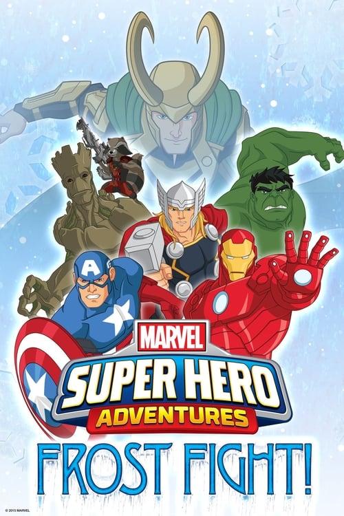 Marvel Super Heroes Adventures: Frost Fight
