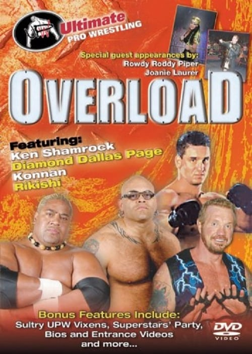 Regarde UPW: Overload En Ligne