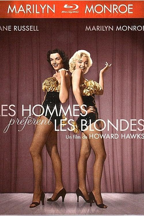 Regarder Les hommes préfèrent les blondes (1953) Streaming HD FR