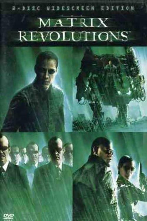 Visualiser The Matrix Revolutions: Neo Realism - Evolution of Bullet Time (2004) streaming [FR]
