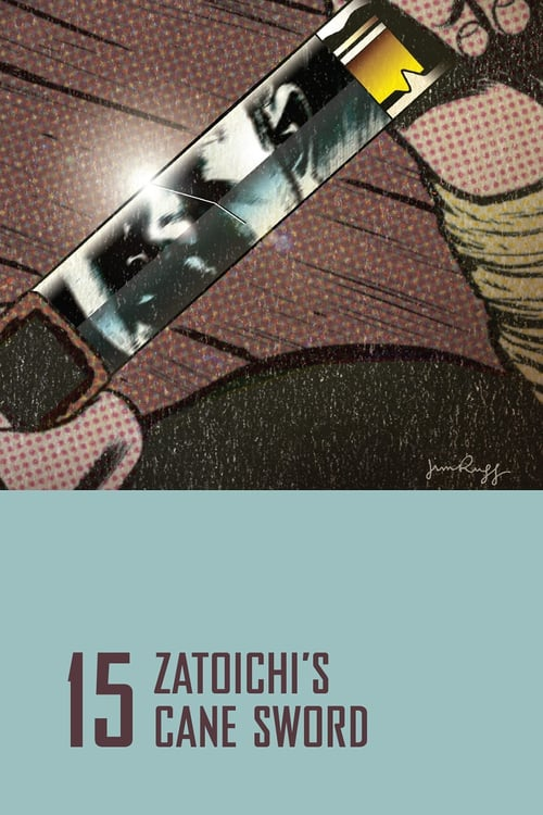 Zatoichi's Cane Sword (1967) Poster