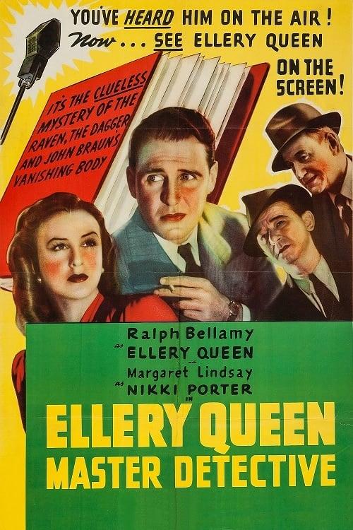 Película Ellery Queen, Master Detective Doblada En Español