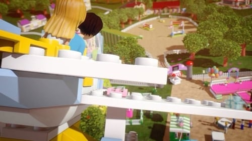 Lego Friends: New Girl In Town Online