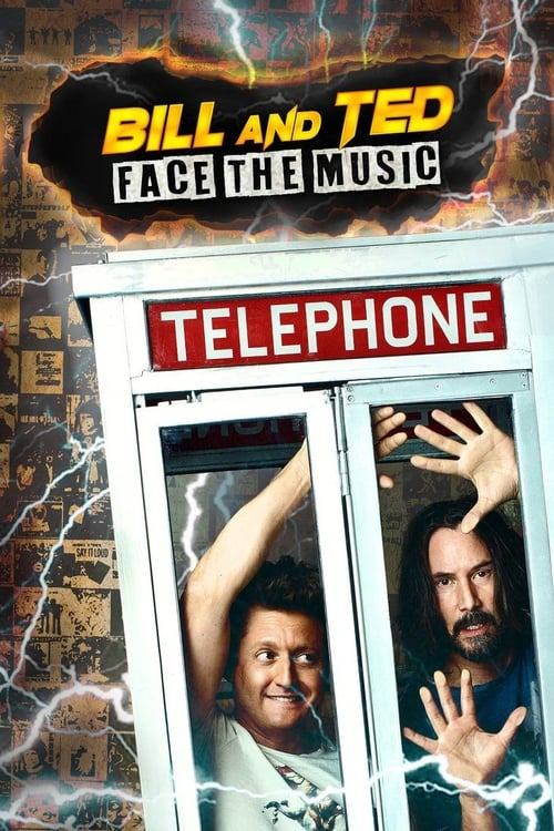 Película Bill &amp Ted Face the Music Gratis