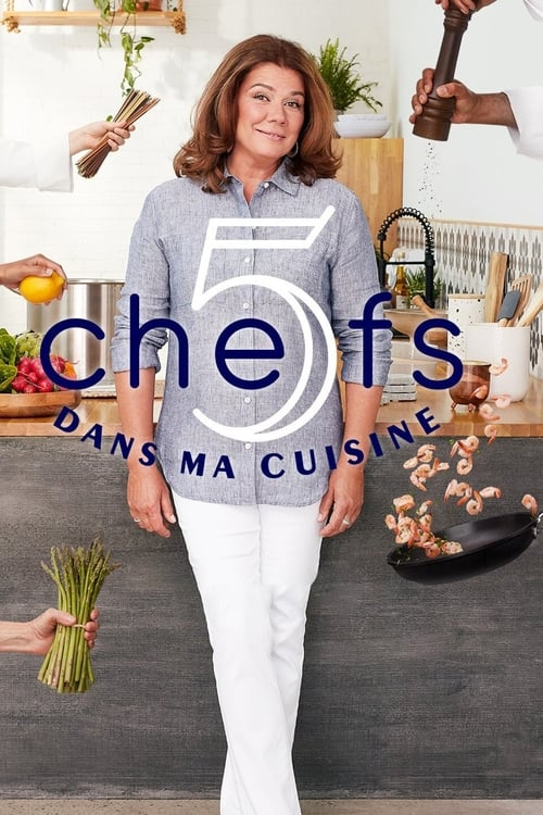 5 chefs dans ma cuisine Season 2