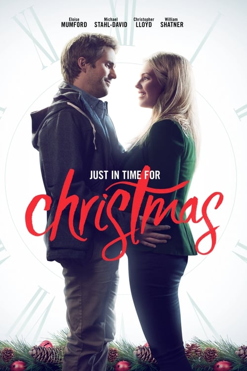 Just in Time for Christmas (2015) Poster