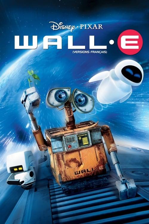 Visualiser WALL·E (2008) streaming Amazon Prime Video