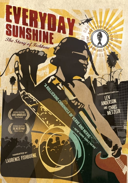 Mira Everyday Sunshine: The Story of Fishbone En Español En Línea