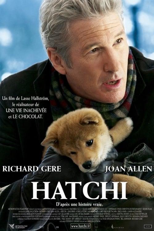 Hachi: A Dog's Tale film en streaming
