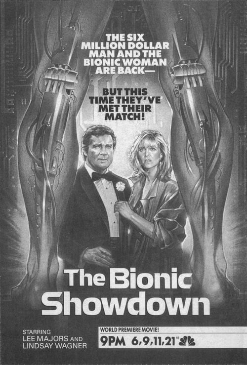 Mira La Película Bionic Showdown: The Six Million Dollar Man and the Bionic Woman En Español En Línea